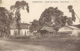 CPA Arbonne Halte Des Sables Bois-Rond - Autres Communes