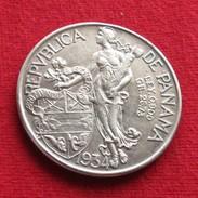Panama  1 Balboa  1934 #2 - Panama