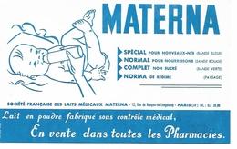 Buvard Materna. Lait Pour Nouveaux-nés, Nourrissons, .. (Pharmacie) - Produits Pharmaceutiques