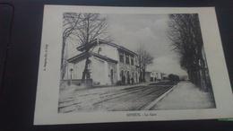 SEVEUX -la Gare - Autres Communes