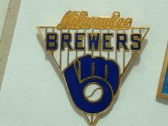 PIN´S BASEBALL - MILWAUKEE BREWERS - Baseball