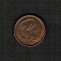 AUSTRALIA   1 CENT 1979 (KM #62) - Decimal Coinage (1966-...)
