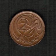 AUSTRALIA   2 CENTS 1979 (KM #63) - Decimal Coinage (1966-...)