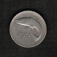 IRELAND   10 PENCE 1993 (KM #29) - Irland
