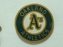 PIN´S BASEBALL - OAKLAND ATHLETICS - Baseball