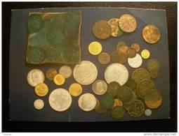 Sweden  Coins Monnaies - Monnaies (représentations)