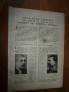 1917 LSELV Nation En Guerre En Orient (Russie,Roumanie,Serbie,Macédoine,Italie,Allemagne; Les Grands NAVIRES Passagers - Vieux Papiers