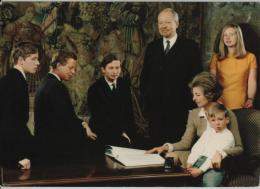 Familie Des Regierenden Fürsten Von Liechtenstein - Photo: W. Wachter - Liechtenstein