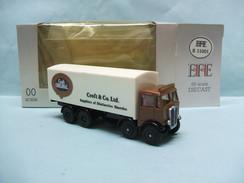EFE - CAMION AEC MAMMOTH CROFT & Co. Ltd. ORIGINAL Réf. E 11001 BO 1/76 OO - Automobili
