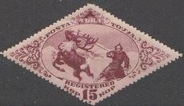 Russie Touva 1934 N° 45 MH Chasse Au Cerf (E11) - Tuva
