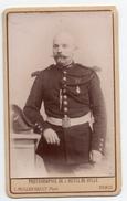 Photo CDV - Un Gendarme - Guerre, Militaire