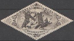 Russie Touva 1934 N° 46 MH Chasse Au Renard (E11) - Tuva