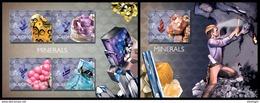 SOLOMON Isl. 2014 - Minerals - CV = 27 € - Mineralen