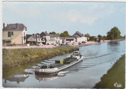 BLAIN LE CANAL BATEAU TRANSPORT 44 - Blain