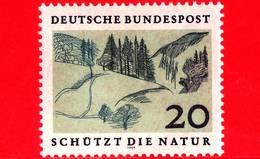 Nuovo - MNH - GERMANIA - 1969 - Anno Europeo Della Conservazione Della Natura - 20