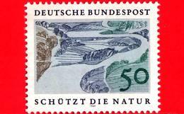 Nuovo - MNH - GERMANIA - 1969 - Anno Europeo Della Conservazione Della Natura - 50