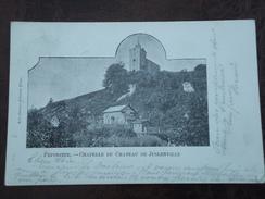 Pépinster Chapelle Du Chateau De Juslenville     ( 2 Scans ) - Pepinster