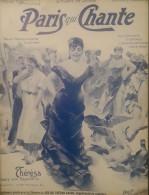 1903 PARIS QUI CHANTE N° 44 - CANARDS TYROLIENS - LITTLE PICH - PAUV'S TITS FAN FANS - Livres, BD, Revues