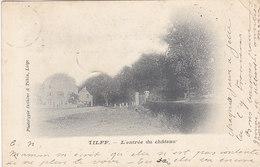 Tilff - L'Entrée Du Chaâteau (précurseur, Phototypie Dethine & Tilkin, 1900) - Esneux