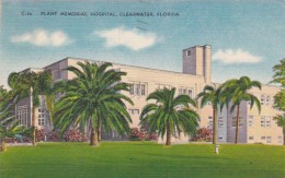 Florida Clearwater Plant Memorial Hospital 1945