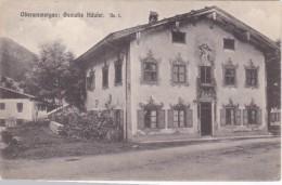 Germany Oberammergau Gemalte Haeuser No 1