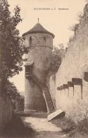 Germany Rothenburg Strafturm