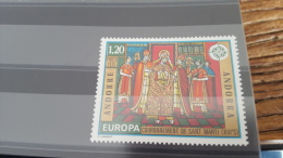 LOT 280222 TIMBRE DE ANDORRE NEUF** N°244 LUXE - French Andorra