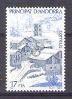 Spanish Andorra 1985, Tourism - Pal Village E=188 S=170 (**)