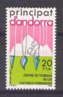 Andorra - 1984, Culturas Pirenaicas E=182 S=C3 (**) SG 178