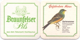 #D142-143 Viltje Schloßbrauerei Braunfels - Sous-bocks