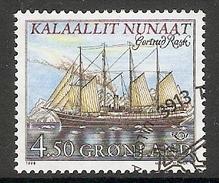 004147 Greenland 1998 Ships 4K50 FU - Greenland