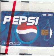 GUATEMALA - Pepsi, 01/00, 15 Q, Mint - Guatemala