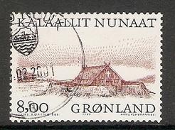004150 Greenland 1999 8K FU - Greenland