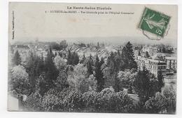 LUXEUIL LES BAINS - N° 5 - VUE GENERALE PRISE DE L' HOPITALE GRAMMONT - CPA NON VOYAGEE - Luxeuil Les Bains