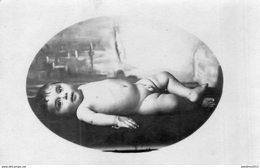 Children Nude Baby From 1924 - Kinder