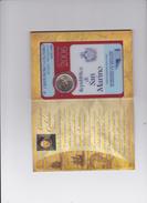Coffret 2 Euros Saint Marin 2006 Neuf - San Marino