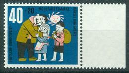 BRD 1961 - MiNr 372 - MNH ** - WOHLFAHRT MÄRCHEN BRÜDER GRIMM