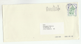 1996 VATICAN Stamps COVER With SLOGAN Illus ST PETERS SQUARE - Vatican
