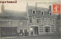 MEUNG-SUR-LOIRE HOTEL DE LA GARE 45 - Francia