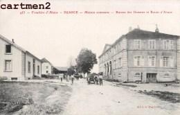 SUARCE MAISON COMMUNE BUREAU DES DOUANES ET ROUTE D'ALSACE 90 - France