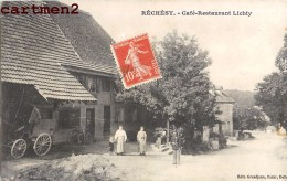 RECHESY CAFE RESTAURANT LICHTY 90 - France
