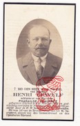 DP Foto Henri DeWulf ° Klerken 1874 † Houthulst 1932 X Pharailde Beauprez - Santini