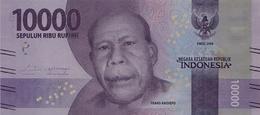 * INDONESIA 10000 RUPIAH 2016 P-157a UNC  [ID612a] - Indonesia