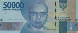* INDONESIA 50000 RUPIAH 2016 P-159a UNC  [ID614a] - Indonesia