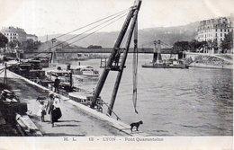 Lyon - Pont Quarantaine, 1906 - Lyon