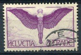 2562 -  SUISSE  PA N°12a °   1Fr Violet Et Violet Foncé      TTB