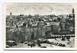 PALESTINE > JERUSALEM > La Porte De Damas / Damascus Gate