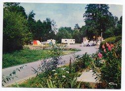 """ARGENTON L'EGLISE--1988--Le Camping Municipal """"Les Planches"""",cpsm 15 X 10 N° 0450 éd Combier ... - Francia"""