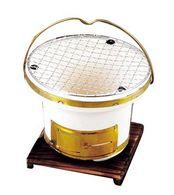 "Table Barbecue : "" Mini Shichirin Konro "" - Dishware, Glassware, & Cutlery"