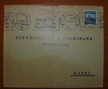 Letter - Cover - Sobre De Checoslovaquia 1932 - Czechoslovakia